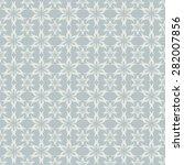 fuzzy elements on light blue...   Shutterstock .eps vector #282007856