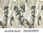 camouflage pattern and... | Shutterstock . vector #282009899