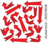 arrows | Shutterstock .eps vector #282078038