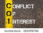 concept image of business... | Shutterstock . vector #282098786