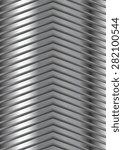abstract metallic arrows design.... | Shutterstock .eps vector #282100544