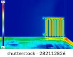 Infrared Thermal Image Of...