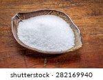 epsom salts  magnesium sulfate  ... | Shutterstock . vector #282169940