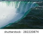 The Closeup View Of Niagara...
