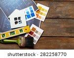 Color Samples  Decorative Hous...