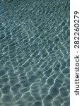 beautiful clear pool water... | Shutterstock . vector #282260279