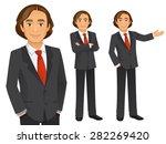 businessman | Shutterstock .eps vector #282269420