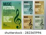 music event design. suitable... | Shutterstock .eps vector #282365996