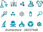 vector icons pack   blue series ... | Shutterstock .eps vector #28237468
