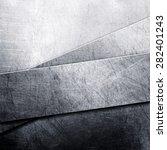 metal background | Shutterstock . vector #282401243