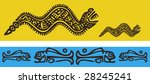 american ornament | Shutterstock .eps vector #28245241