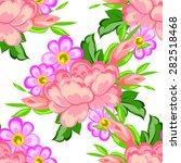abstract elegance seamless... | Shutterstock . vector #282518468