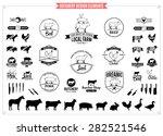 Butchery Logo  Labels  Charts...