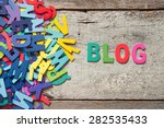 """The Colorful Words """"blog"""" Made..."""