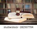 law  book  gavel