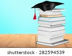 learning  book  education. | Shutterstock . vector #282594539