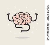 conceptual illustration of... | Shutterstock .eps vector #282616403