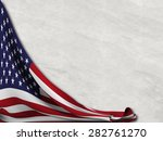 flag of the united states ... | Shutterstock . vector #282761270