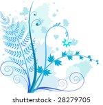 winter flower | Shutterstock . vector #28279705