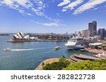 Australia Sydney Cbd Landmarks...