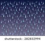 raindrops is an illustration of ... | Shutterstock .eps vector #282832994