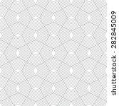 seamless pattern. stylish... | Shutterstock .eps vector #282845009