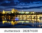 Reflection Of Prague Caste And...