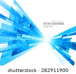 abstract geometric background... | Shutterstock .eps vector #282911900