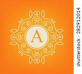 abstract creative concept... | Shutterstock .eps vector #282912014