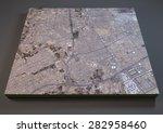 Riyadh Map  Satellite View 3d ...