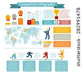 world competition winners... | Shutterstock .eps vector #282991478