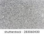 black white gray granite texture | Shutterstock . vector #283060430