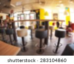 defocused and blurry image of... | Shutterstock . vector #283104860