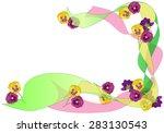 spring background | Shutterstock .eps vector #283130543