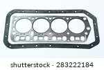 gaskets for motor | Shutterstock . vector #283222184