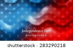 Bright Wavy Independence Day...