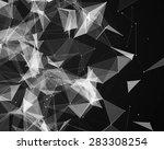 abstract digital background... | Shutterstock . vector #283308254