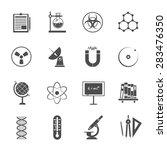 biophysics experimental science ...   Shutterstock .eps vector #283476350