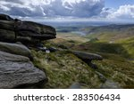 looking down to kinder...