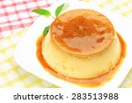 pudding | Shutterstock . vector #283513988
