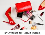 Women's Accessories. Scattered...