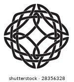 vector illustration of celtic...   Shutterstock .eps vector #28356328