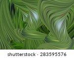 abstract green blur background | Shutterstock . vector #283595576