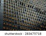 Departures Board   Gare Du Nor...