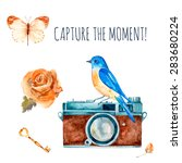 Capture The Moment  Vintage...