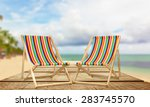 Beach  Chair  Umbrella.
