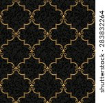 Damask Seamless Pattern. Royal...