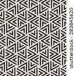 vector seamless pattern. modern ... | Shutterstock .eps vector #283845620