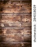 the old wood texture with... | Shutterstock . vector #284018039