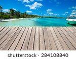 sea | Shutterstock . vector #284108840